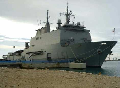 Proyección Estratégica (y mucho más) en la Armada Española (51)