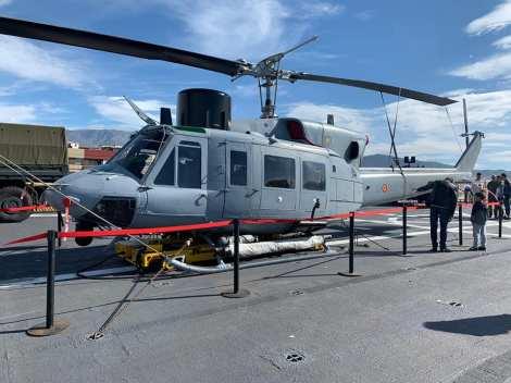 Proyección Estratégica (y mucho más) en la Armada Española (58)