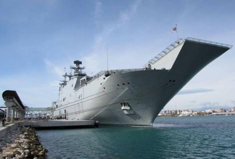 Proyección Estratégica (y mucho más) en la Armada Española (61)