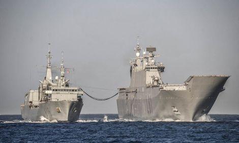 buques aprovisionamiento logistico armada foro naval (0o1)