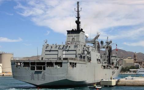 buques aprovisionamiento logistico armada foro naval (4)
