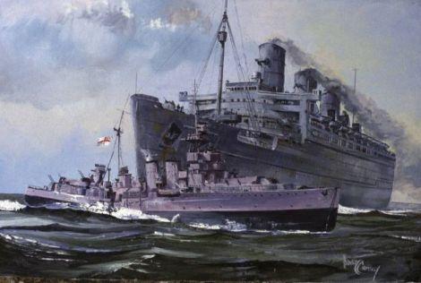 naiguata resolute naufragio hundido foro naval (0o0)