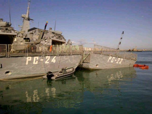 naiguata resolute naufragio hundido foro naval (15)