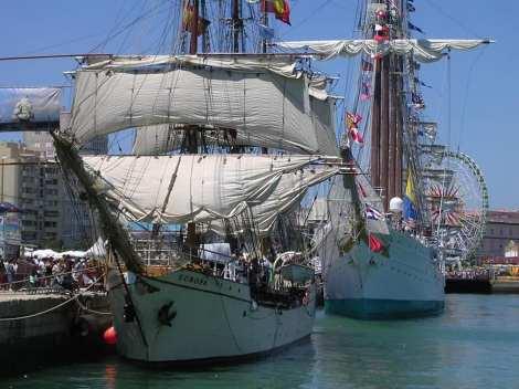 Buque Escuela Faro Europa Foro Naval (2)