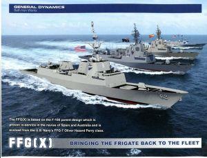 FFG(X) Fincantieri Navantia US Navy Foro Naval (3)