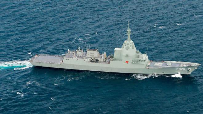 FFG(X) Fincantieri Navantia US Navy Foro Naval (4)
