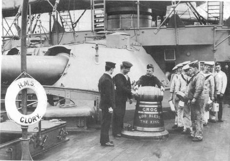 Grog ron palido Montero motril pusser royal navy armada gibraltar Foro Naval (0)