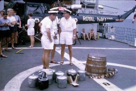 Grog ron palido Montero motril pusser royal navy armada gibraltar Foro Naval (16)
