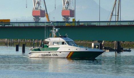 Servicio Maritimo Guardia Civil SEMAR Rodman 55 Foro Naval (0)