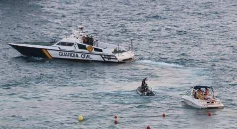 Servicio Maritimo Guardia Civil SEMAR Rodman 55 Foro Naval (12)