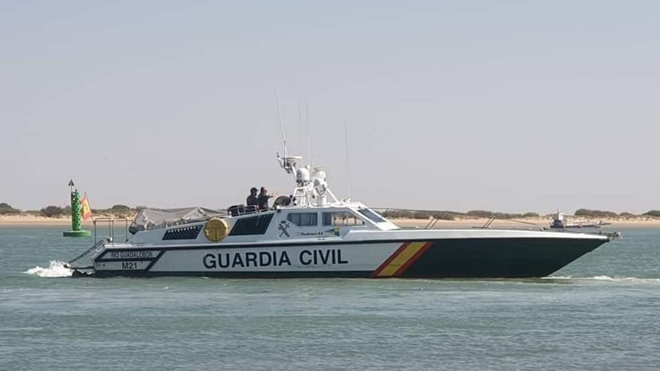 Servicio Maritimo Guardia Civil SEMAR Rodman 55 Foro Naval (2)