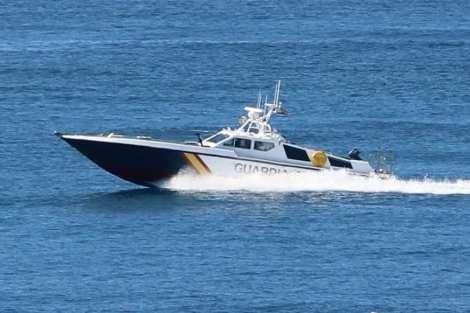 Servicio Maritimo Guardia Civil SEMAR Rodman 55 Foro Naval (3)