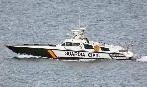 Servicio Maritimo Guardia Civil SEMAR Rodman 55 Foro Naval (6)