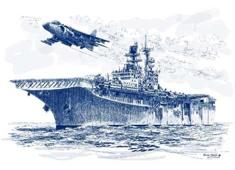 Fuego USS Bonhomme Richard LHD6 Foro Naval (7)
