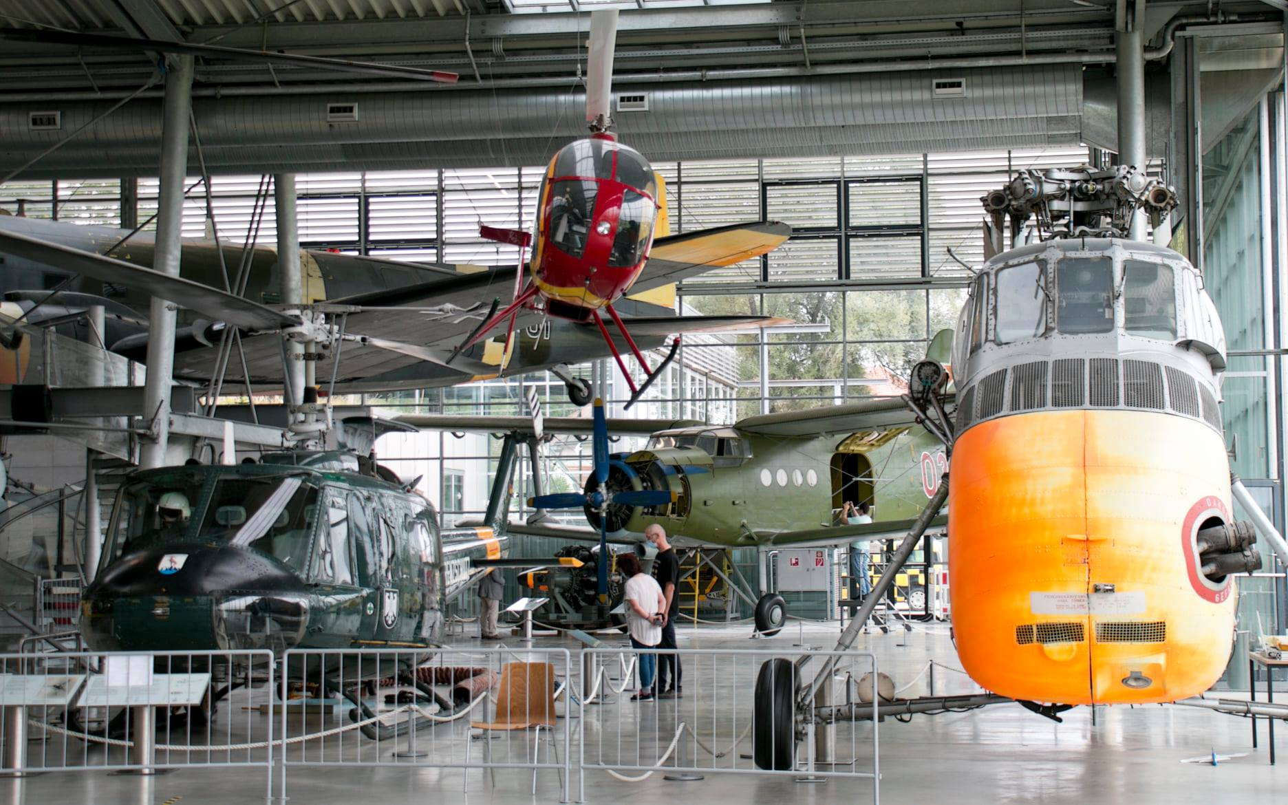 Deutsches Museum de Múnich Foro Naval (1)