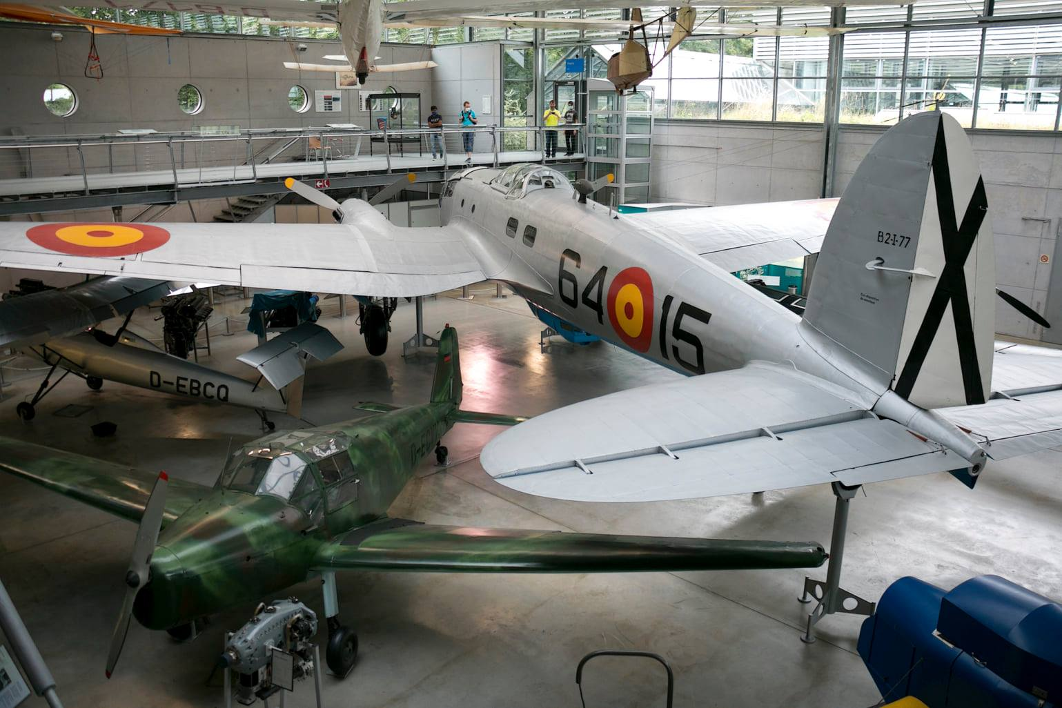 Deutsches Museum de Múnich Foro Naval (5)