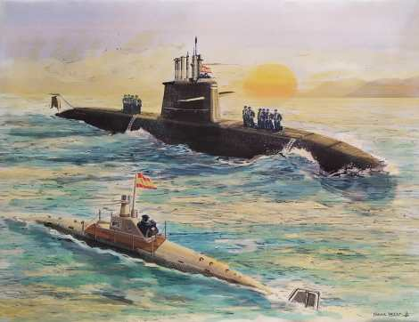 ForoNaval Submarino Isaac Peral S80 (5)