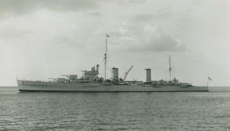 FLOREN DIMAS FORO NAVAL CRUCERO LIBERTAD HMS GALATEA GUERRA CIVIL ESPAÑOLA (1)