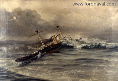 naufragio-crucero-reina-regente-superyate-octopus-paul-allen-luis-molla-armada-espanola-foro-naval-estrecho-de-gibraltar-1