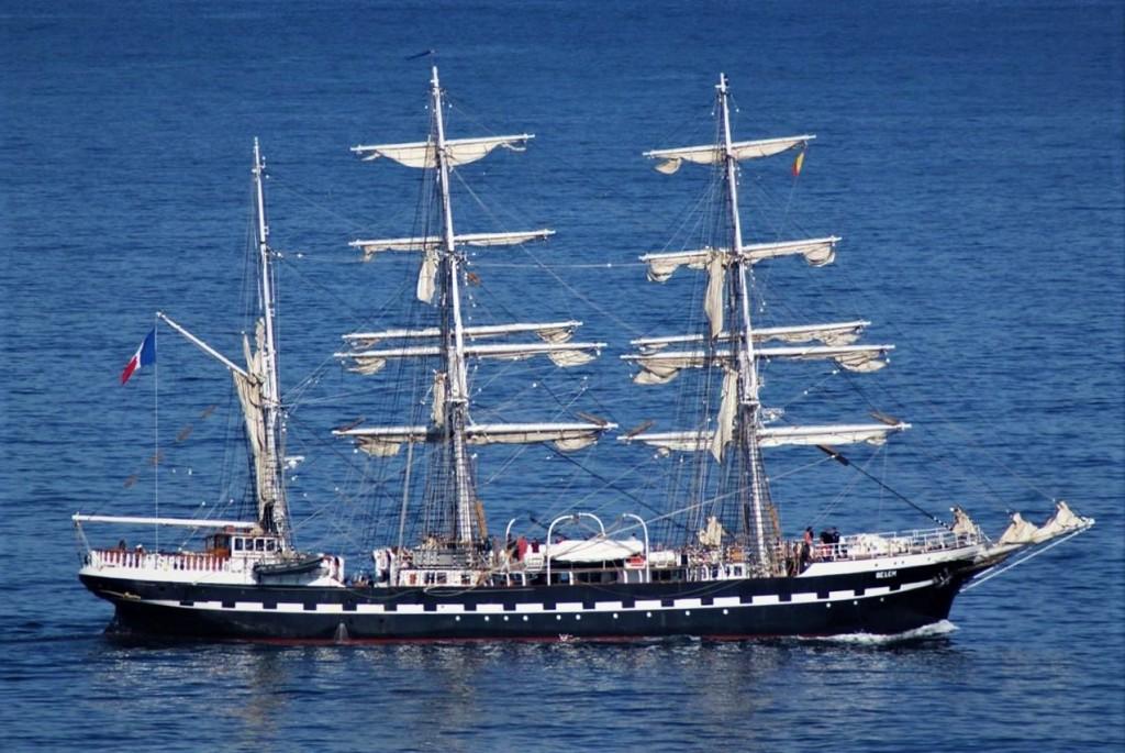 La imagen tiene un atributo ALT vacío; su nombre de archivo es tall-ship-belem-foro-naval-5.jpg